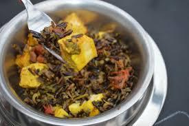 biryani indian cuisine vegan biryani made with rice and tofu upgrade my food