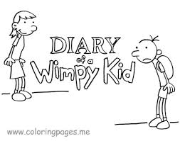 Printable Pictures Of Diary A Wimpy Kid