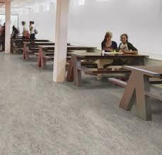 Marmoleum Vivace Natural Flooring