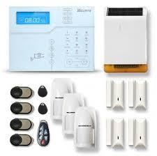 alarme maison sans fil gsm modèle shb6 v2 alarmes