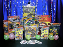 100 Monster Truck Party Decorations Jam Supplies Birthday