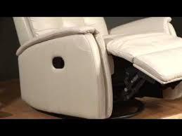 Bristol Swivel Glider Recliner by Bassett Furniture