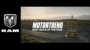 100 Motor Trend Truck Of The Year History Hands Ram 1500 2019 Of The YouTube