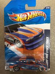 100 Pro Stock Truck Hotwheels Chevy Pro Stock Truck Carded Mint Toys Games
