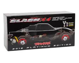 100 Slash Rc Truck Traxxas 4x4 Platinum 1 10 Brushless S