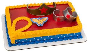 Wonder Woman Strength & Power Cake
