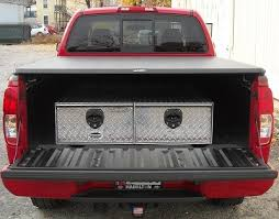 Pickup Bed Tool Boxes aluminum truck bed tool boxes for small pickups