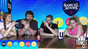 Sam Adams Pumpkin Ale 6 Pack by Samuel Adams Tropic Of Yuzu Seasonal Ale Beer Review Youtube