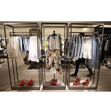 Zara Clothing Store Display Rack Furniture