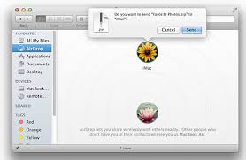 How to Use AirDrop to Files Between iOS 8 and OS X Yosemite