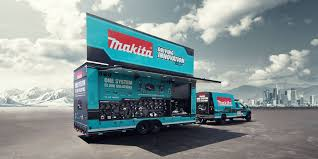 100 Tool Trucks MAKITA Driving Innovation Tour