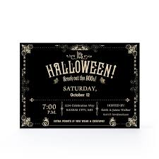 Halloween Potluck Invitation Ideas by 100 Halloween Ideas Invitations Best 25 Halloween Wedding
