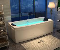 whirlpool badewanne neapel 170x80 cm mit 12 düsen mit armaturen luxus spa für bad