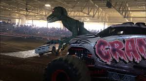 Car Eating Dinosaur - The Carpetbagger Does Monster Trucks - YouTube Robosaurus Returning To Febird Intertional Raceway For 2011 Napa Betty White Inside A Rhinocerous Shaped Monster Truck Getting Fucked Dino Attack Survival Drive Safari Land 2018 Free Download Of Color Dinosaur Gorilla 3d Dance In Monster Car Kids Colour Cartoon Grandson Miles 5 Yo Birthday Cake 4 Trucks Crushi Flickr Y56tm Mini Pull Back Cars And Go Mansfield Ohio Motor Speedway Truck Cartoons Driving Driver Artstation Cature Concepts Mauricio Ruiz Design For Amazoncom Trex Theme Toy Toys Games