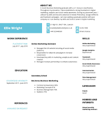 CV Examples And CV Templates For Free | StudentJob UK Need Help Building Your Resume Book Appoiment Now 31 Ideas Resume Nowcom College Kids New Grads Tailor Your Rumes And Write A How To Type In Microsoft Word Fantastic Cover Letter Builder Professional Automatic Curriculum Vitae Samples Template Style 2 Review Tutmazopencertificatesco 64 Show Jribescom 2019 Best Free Download Build A