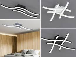 details zu ausgefallene led deckenlen flach mehrarmige deckenleuchten fürs schlafzimmer