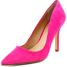pink suede pumps just do it your style journey