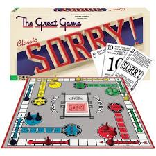 Amazon Sorry Classic Edition Board Game Toys Games