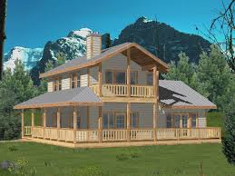 9 Breckenridge Rustic Home Plan 088D Waterfront House Plans Enjoyable Design