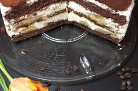 tiramisu bananen torte zum dahinschmelzen lecker mein 1