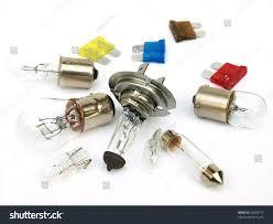 car light bulbs fuse set on stock photo 20099173
