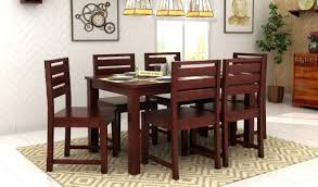 Dining Set Design Options Table Online Designs India