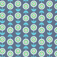 Vintage Floral Background Free Stock Photo