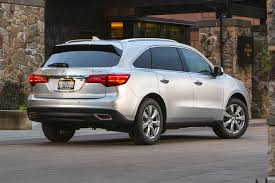Does Acura Mdx Have Captains Chairs by New Honda Pilot Vs Used Acura Mdx Which Is Better Autotrader
