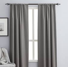 Black Curtains Walmart Canada by Hometrends Kelly Room Darkening Panel Walmart Canada
