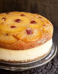 Pineapple Upside Down Cheesecake Cake 4