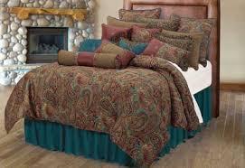 San Angelo Paisley Bedding Set San Angelo Paisley Bedding Free