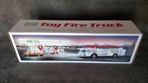 1989 HESS Toy Fire Truck - $55.00 | PicClick 1989 Hess Toy Fire Truck Bank Dual Sound Siren 1500 Pclick Hess Collection Collectors Weekly Fire Truck 1794586572 Toy Tanker New 1999 Amazoncom With Toys Games Brand In Box Never Touched 1395 Custom Hot Wheels Diecast Cars And Trucks Gas Station Hobbies Vans Find Products Online At Christurch Transport Board Wikipedia Monster Truck Uncyclopedia Fandom Powered By Wikia The Best July 2017 Eastern Iowa Farm Colctables Olo 2