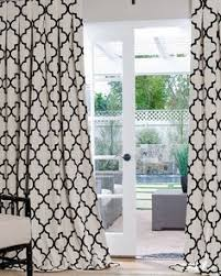 geometric pattern curtains canada refresh your room with the decorative fretwork window panel the