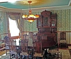 Victorian Dining Room Set For Sale Furniture Sets Rustic Style
