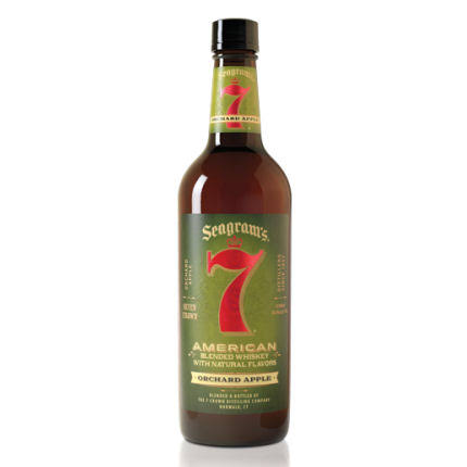 Seagrams 7 Orchard Apple - 750ml