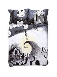 Nightmare Before Christmas Bedroom Set by The Nightmare Before Christmas Jack U0026 Sally Pillowcase Set Duvet
