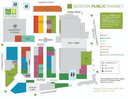 100 Boston Food Truck Map Public Market