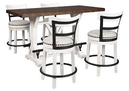 Tucker Furniture Valebeck Brown Counter Height Dining Table ... Kitchen Design Table Set High Top Ding Room Five Piece Bar Height Ideas Mix Match 9 Counter 26 Sets Big And Small With Bench Seating 2018 Progressive Fniture Willow Rectangular Tucker Valebeck Brown Top Beautiful Cool Merlot Marble Palate White 58 A America Bri British Have To Have It Jofran Bakers Cherry Dion 5pc