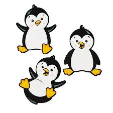 Winter Themed Classroom Door Decorations by Penguin Bulletin Board Cutouts Orientaltrading Com Classroom