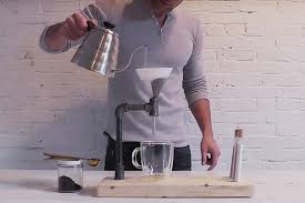 DIY Pour Over Coffee Maker