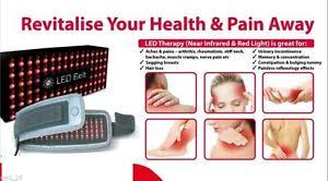 Infrared Lamp Therapy Benefits by Se Led Belt Near Infrared Light Therapy Arthritis Back Pain