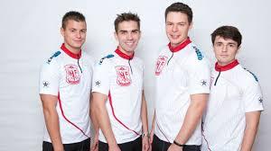 100 Peter De Cruz Le Team De Mdaill De Bronze Aux JO 2018 Panathlon Club De