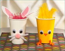 Kids Craft All You Need Is A Plastic Cup And Some Stuff
