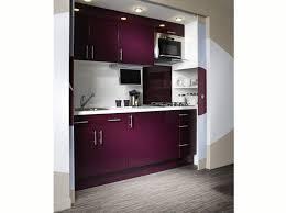 image de placard de cuisine une cuisine cachée dans un placard décoration