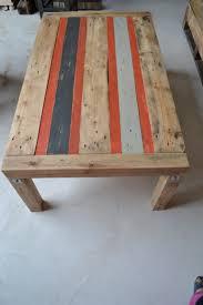 bureau de change annecy table basse en palette réalisée pour le coin détente des bureaux