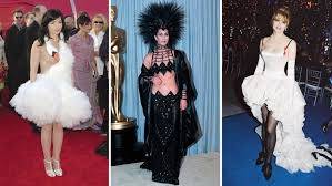 3 Infamous Oscar Dresses Remembered By The Designers