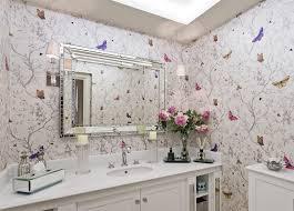 badezimmer tapezieren darauf ist zu achten