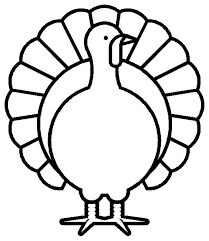 Turkey Body Coloring Page 17 25 Best Ideas About Colors On Pinterest