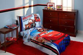 Tmnt Toddler Bed Set by Disney Pixar Cars 4 Piece Toddler Bedding Set Fastest Cars