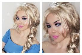 Rickys Nyc Halloween Makeup by Frozen U0027s Elsa Halloween Makeup Tutorial Youtube